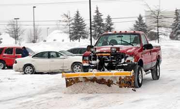 snow removal newton